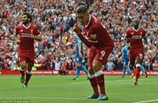 Liverpool hủy diệt Arsenal, leo lên vị trí thứ 2 Premier League