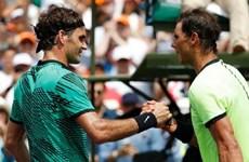 "US Open 2017: Rafael Nadal sớm phải ""đại chiến"" Roger Federer"