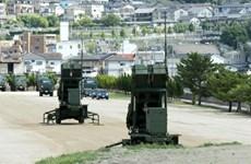 Nhật Bản diễn tập triển khai phòng thủ tên lửa đối phó Triều Tiên