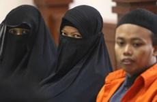 Indonesia kết án tù đối tượng nữ âm mưu đánh bom Dinh Tổng thống
