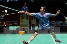 Tay vợt Nguyễn Tiến Minh chia tay SEA Games 29 với 1 tấm HCĐ