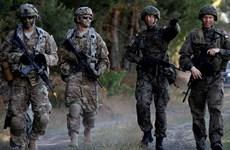 1.300 binh sỹ NATO bắt đầu tập trận trên lãnh thổ Cộng hòa Séc