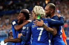 Kết quả chi tiết vòng loại World Cup 2018 khu vực châu Âu