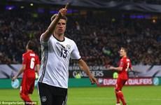 Người Đức nói gì trước thềm hai trận vòng loại World Cup 2018?