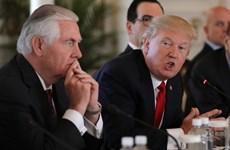 Nhiều quan chức cấp cao làm Tổng thống Donald Trump phật ý