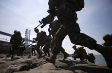 Hàn Quốc hủy sự kiện thường niên tái hiện cuộc đổ bộ của quân Mỹ