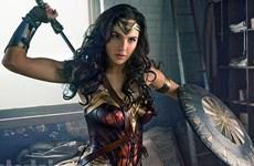 'Wonder Woman' lọt tốp 5 phim siêu anh hùng doanh thu cao nhất