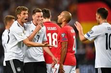 World Cup 2018: Đức thắng hủy diệt, Anh ngược dòng nhọc nhằn