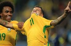 Những đội bóng đã giành vé dự vòng chung kết World Cup 2018