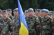 Chính phủ Moldova vẫn điều binh sỹ tham gia tập trận của NATO