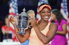 """Sloane Stephens lần đầu lên ngôi US Open sau cuộc """"nội chiến"""""""