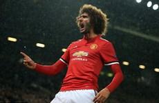 Cận cảnh M.U thắng tưng bừng trong ngày trở lại Champions League