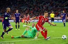 Joshua Kimmich tỏa sáng, Bayern Munich hạ gục Anderlecht
