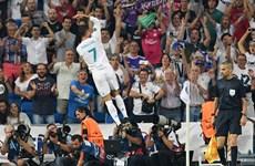 Kết quả: Real Madrid thắng đậm, Liverpool mất điểm trên sân nhà