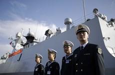 Trung Quốc điều bốn tàu chiến tham gia cuộc tập trận ở Nga