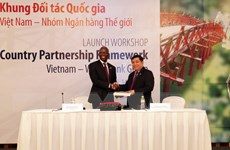Công bố Khung đối tác quốc gia Việt Nam giai đoạn 2017-2022