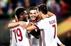 Kết quả Europa League: AC Milan, Arsenal khởi đầu hoản hảo