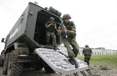 Quân đội Ai Cập tham gia tập trận chung với Nga và Saudi Arabia