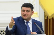 Chính phủ Ukraine đã thông qua một dự thảo ngân sách 2018
