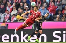 Kimmich tỏa sáng giúp Bayern Munich giành chiến thắng hủy diệt