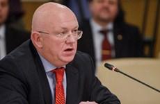 Đề nghị của Nga về triển khai quân LHQ ở miền Đông Ukraine bị phản đối