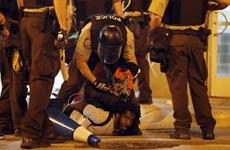 Cảnh sát Mỹ bắt giữ hàng chục người biểu tình quá khích ở St Louis