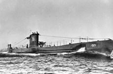 Bỉ phát hiện tàu ngầm bị đắm của Đức từ Thế chiến thứ nhất
