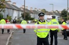 Cảnh sát Anh điều tra gói đồ khả nghi ở quận tài chính London
