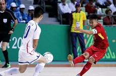 AIMAG 2017: Việt Nam có 4 HCV, tuyển Futsal có cơ hội vào tứ kết