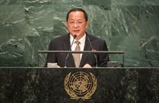 Triều Tiên dọa có thể tiến hành thử bom H trên Thái Bình Dương