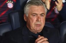 Bayern Munich sa thải Carlo Ancelotti sau thảm bại trên đất Pháp
