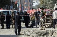 Đánh bom liều chết đẫm máu tại Afghanistan, 22 người thương vong