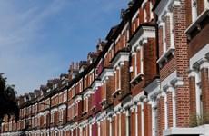 Giá nhà tại London giảm lần đầu tiên kể từ sau khủng hoảng