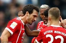 Bayern lại đánh rơi chiến thắng, dù đã sa thải Carlo Ancelotti