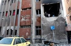 IS thừa nhận tấn công đồn cảnh sát ở Syria khiến 17 người chết