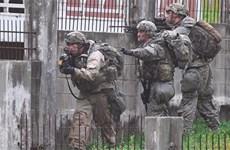 Đặc nhiệm Mỹ bị phục kích tại Niger, 3 binh sỹ thiệt mạng