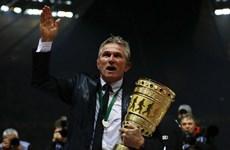 """Jupp Heynckes trở lại ngồi vào """"ghế nóng"""" tại Bayern Munich"""