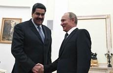 Tổng thống Venezuela hội đàm Tổng thống Nga Vladimir Putin