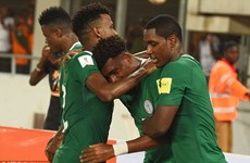 Nigeria là đội châu Phi đầu tiên giành vé dự VCK World Cup 2018