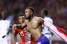 Costa Rica giành vé dự VCK World Cup 2018 sau trận cầu nghẹt thở