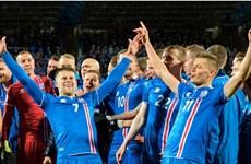 """Iceland tạo nên """"địa chấn"""" khi giành vé dự VCK World Cup 2018"""