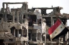 Chính quyền Syria tố cáo Israel và Mỹ hỗ trợ các nhóm khủng bố