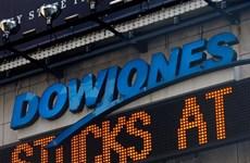 Chỉ số Dow Jones lập kỷ lục mới, chứng khoán châu Âu chịu sức ép
