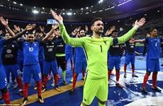 Tuyển Pháp thẳng tiến đến Nga, Hà Lan bị loại khỏi World Cup