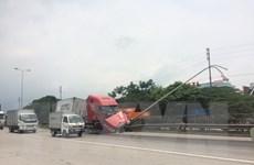 Bất cập trong đảm bảo an toàn giao thông trên tuyến Quốc lộ 5