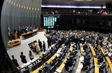 Brazil: Quốc hội được ra phán quyết cuối cùng về bãi miễn nghị sỹ