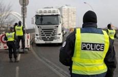 Đức, Pháp và Áo muốn duy trì kiểm soát biên giới bên trong EU