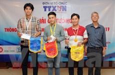 Nâng tầm chất lượng Giải cờ tướng TTXVN mở rộng lần thứ 7