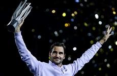 Hạ gục Rafael Nadal, Federer đăng quang Thượng Hải Masters