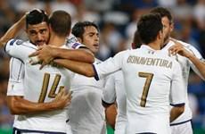 Kết quả bốc thăm vòng play-off World Cup 2018 khu vực châu Âu